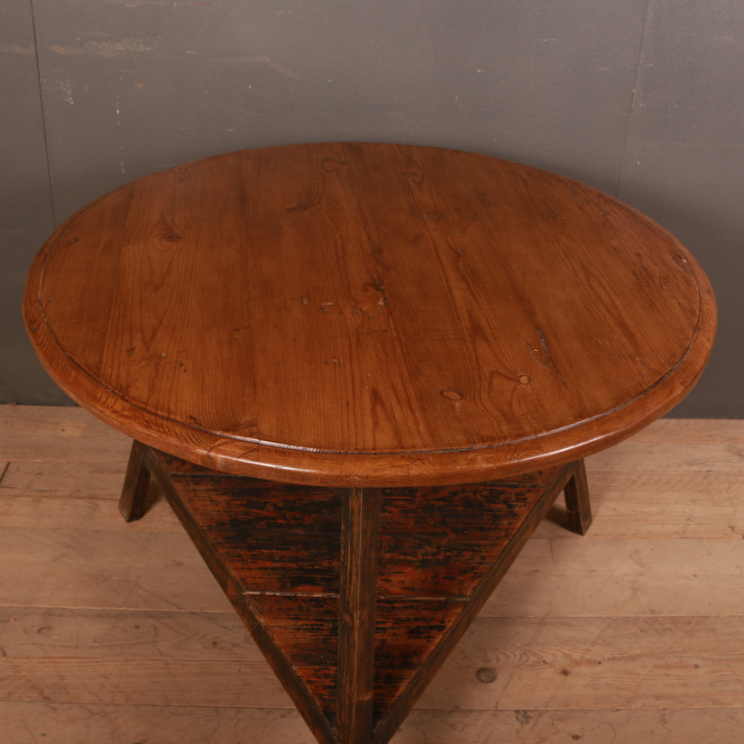 Large Cricket Table