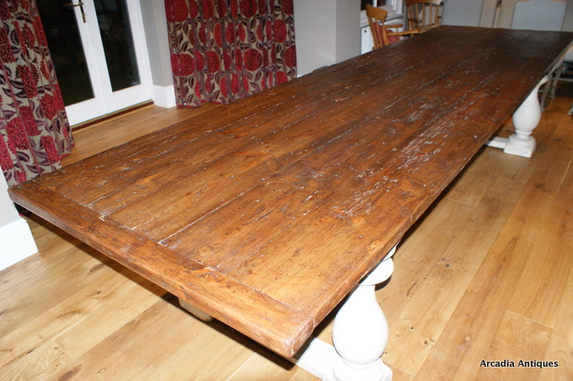 Custom Built Dining Table