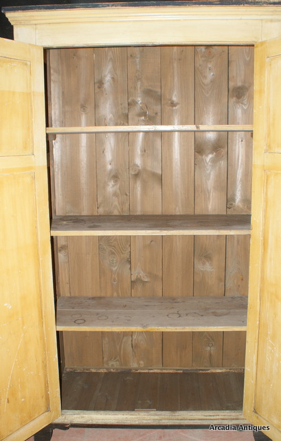 Tall Linen Cupboard