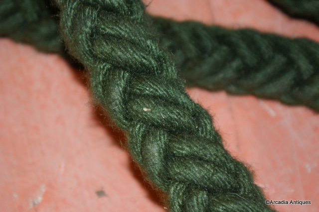13Mtre Thick Green Rope