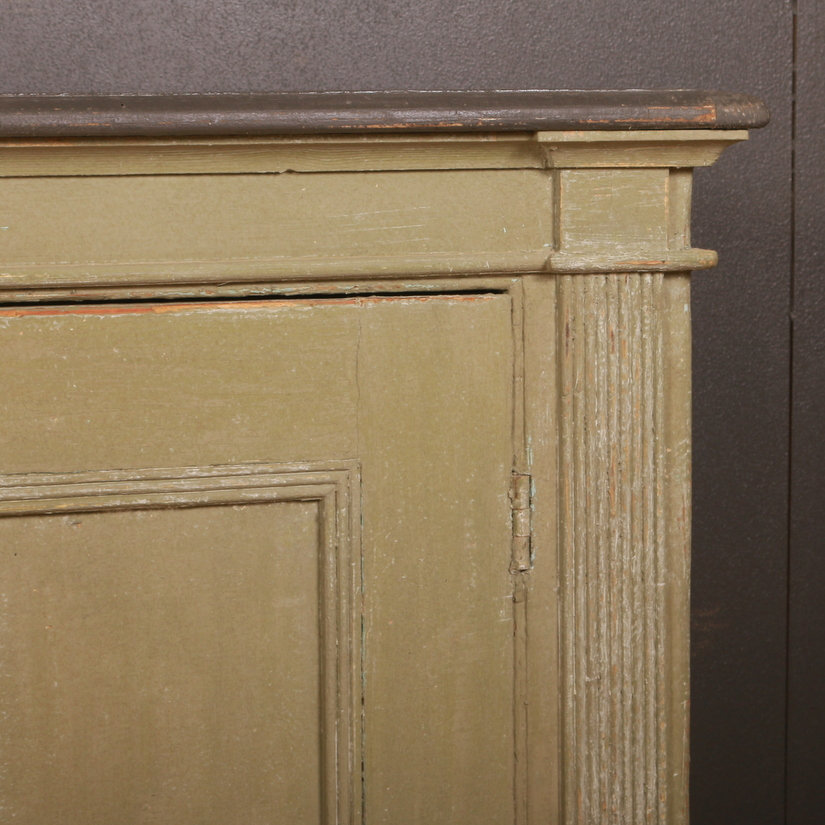 Architectural Painted Enfilade