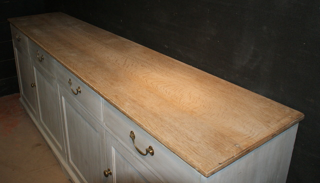 English Country House Dresser Base