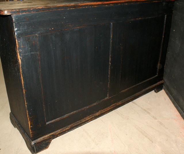 French Painted Counter