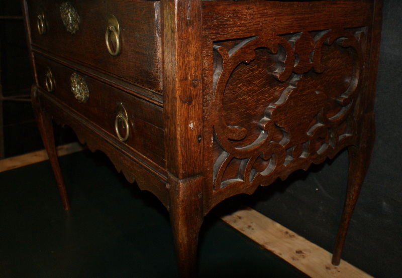 Very Pretty Dutch Commode