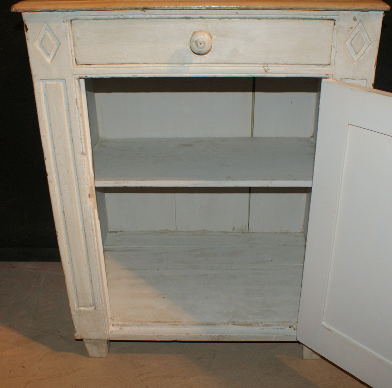 Small Swedish Cupboard