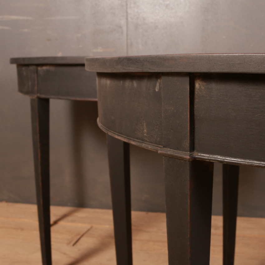 Elegant English Console Tables