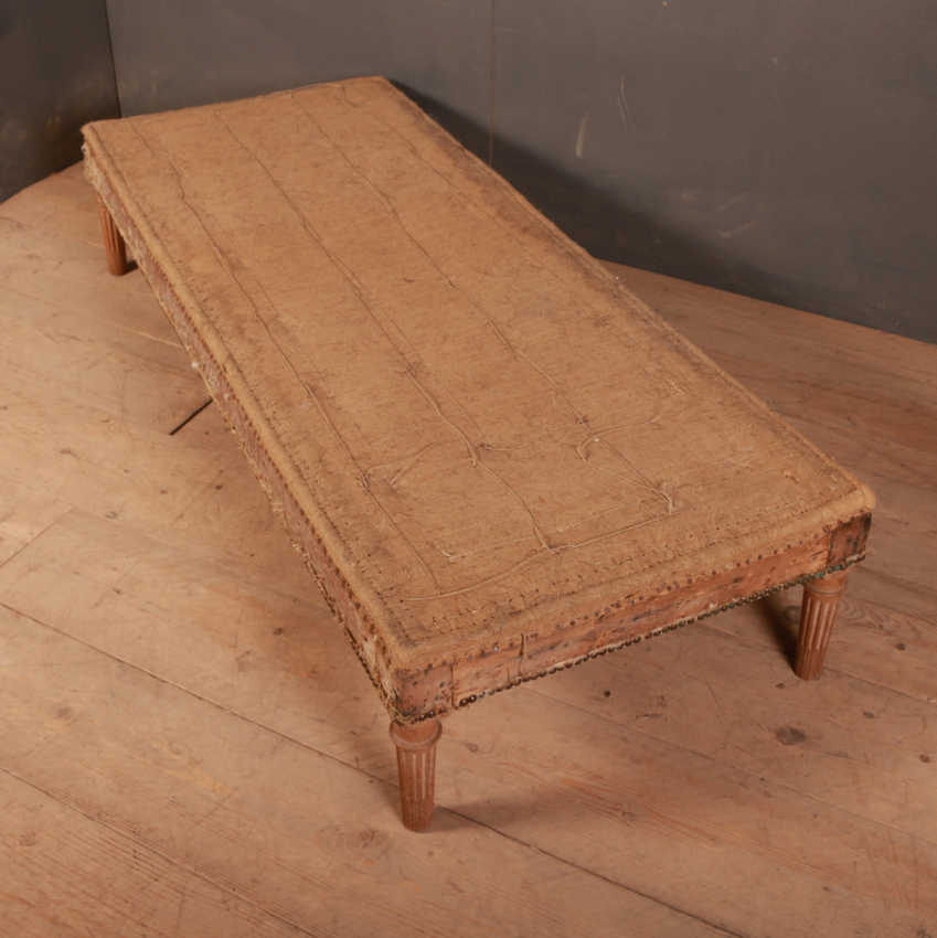 English Footstool
