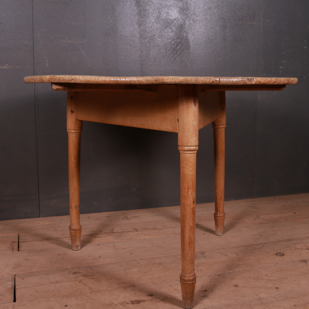 English Pine Cricket Table