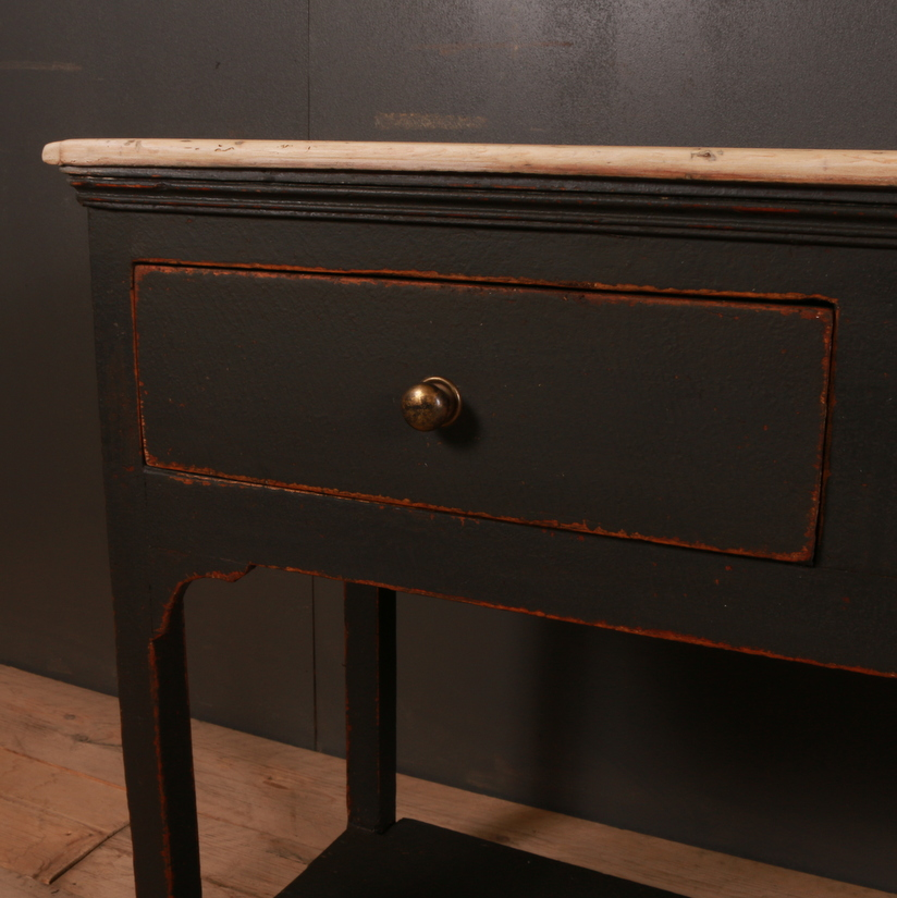 English Potboard Dresser Base