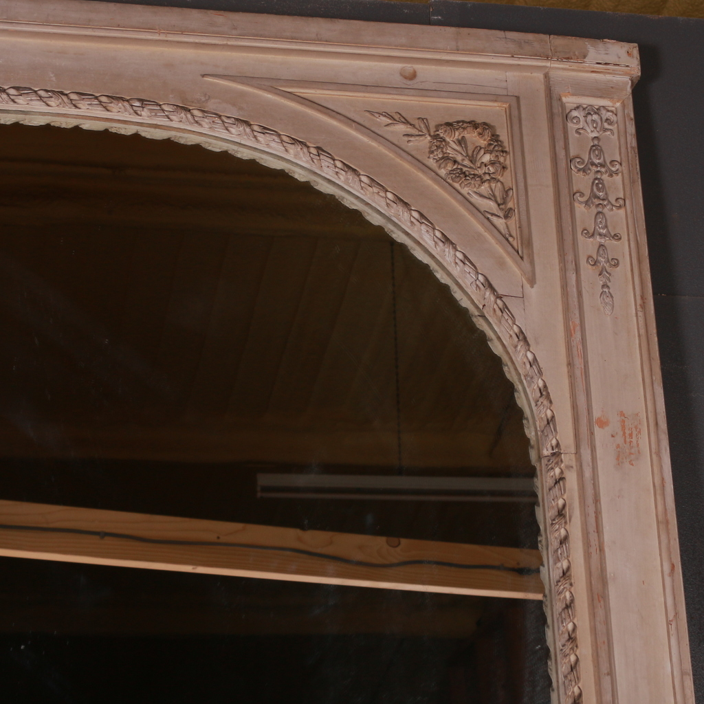French Chateau Mirror