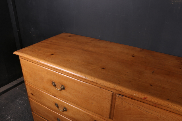 Antique Base of 8 Drawers