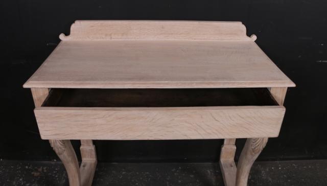 Scottish Oak Console Table Antique Tables