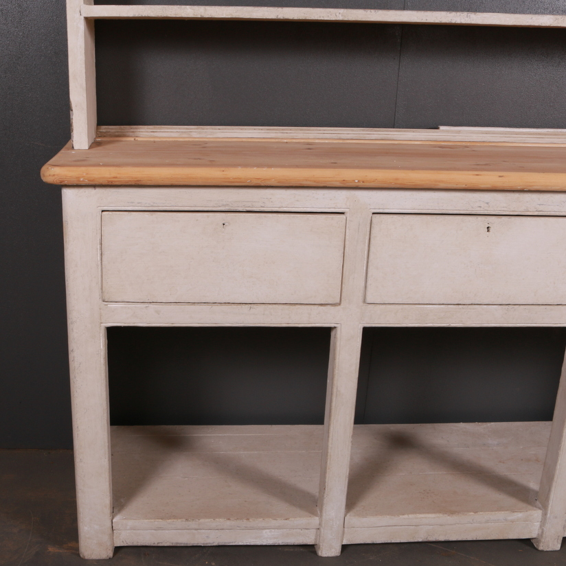 English Potboard Dresser