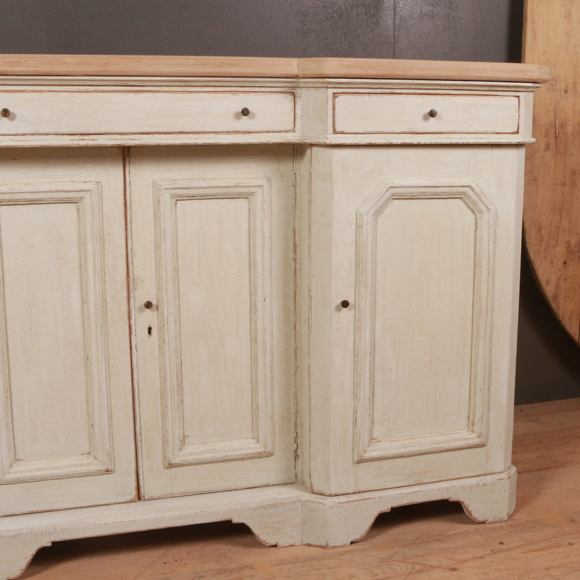 Italian Painted Enfilade