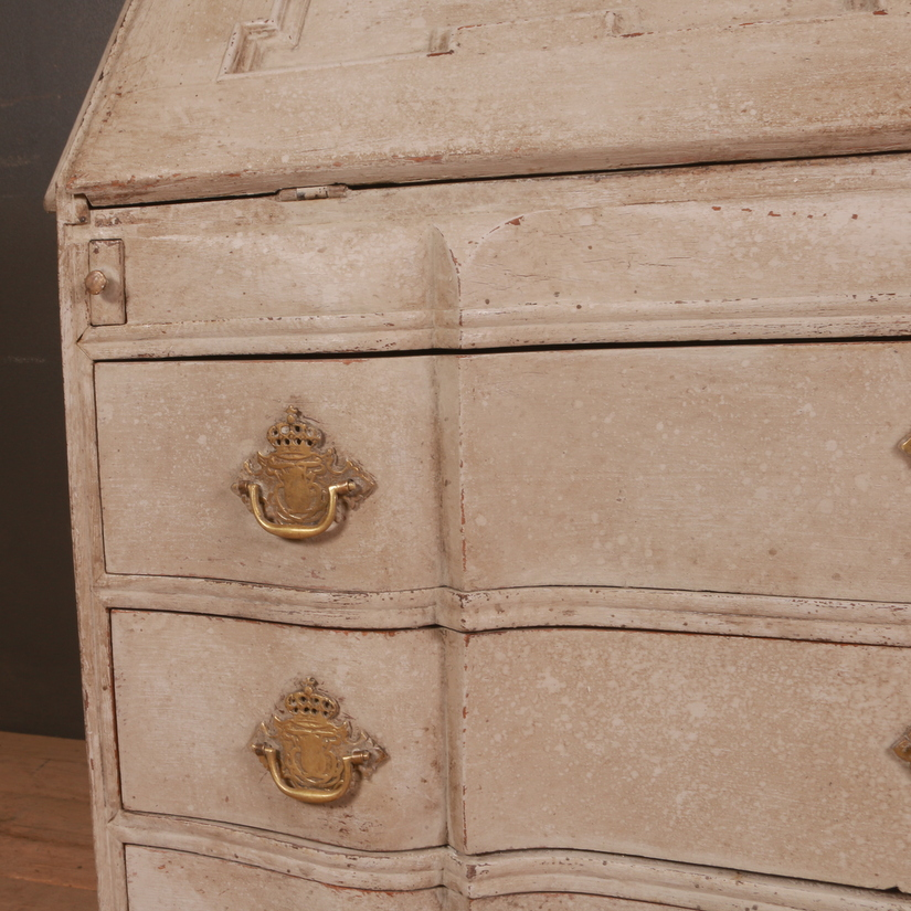Painted German Bureau