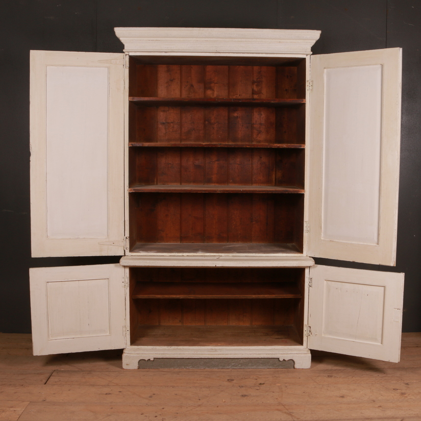 Danish Linen Cupboard