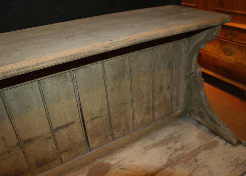 Unusual French Bar / Island Unit