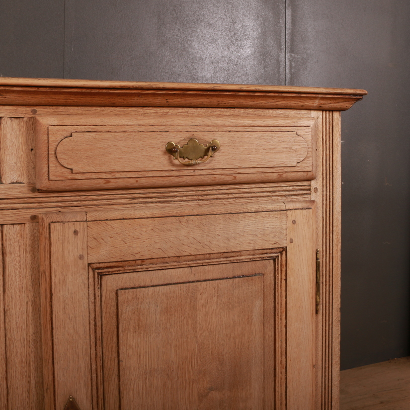 French Bleached Oak Enfilade