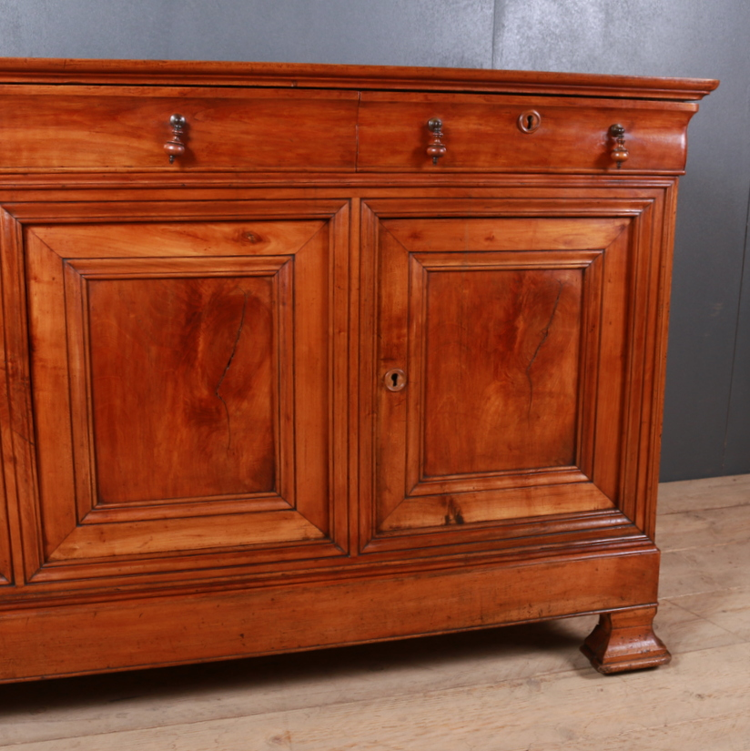 French Cherrywood Enfilade