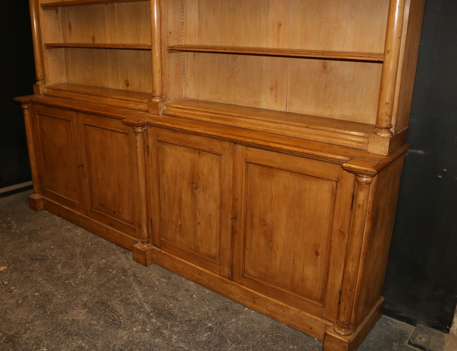 Scottish Pine Bookcase