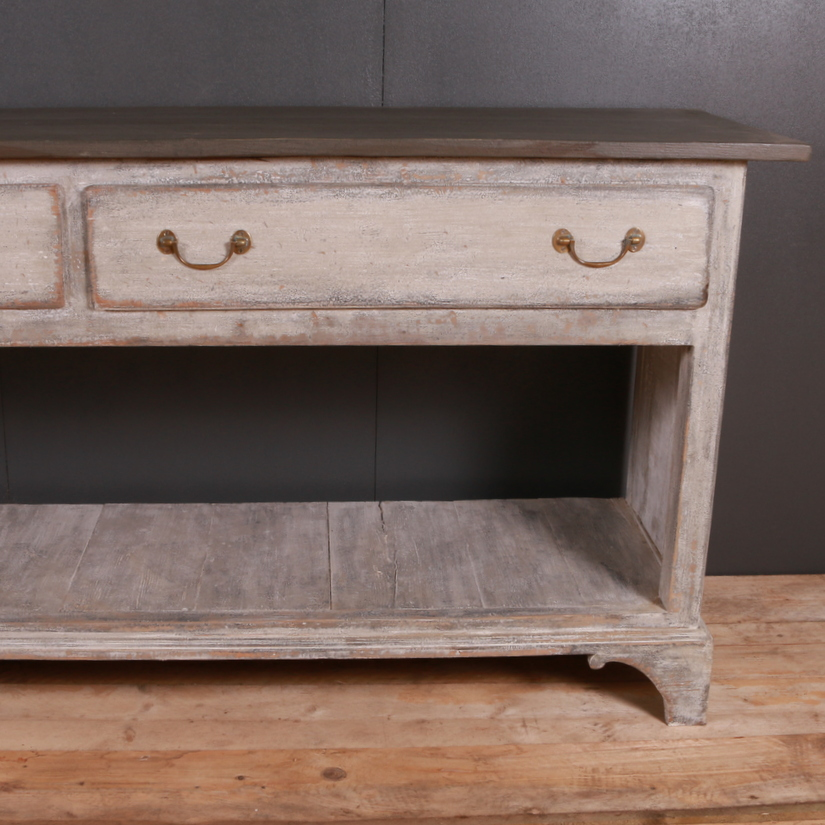 Painted Country House Dresser Base