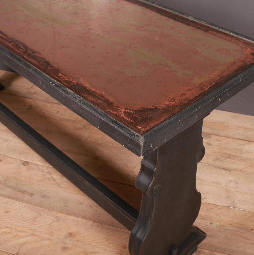 Painted Tavern Table