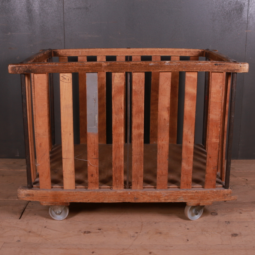 Log Bin/Trolley