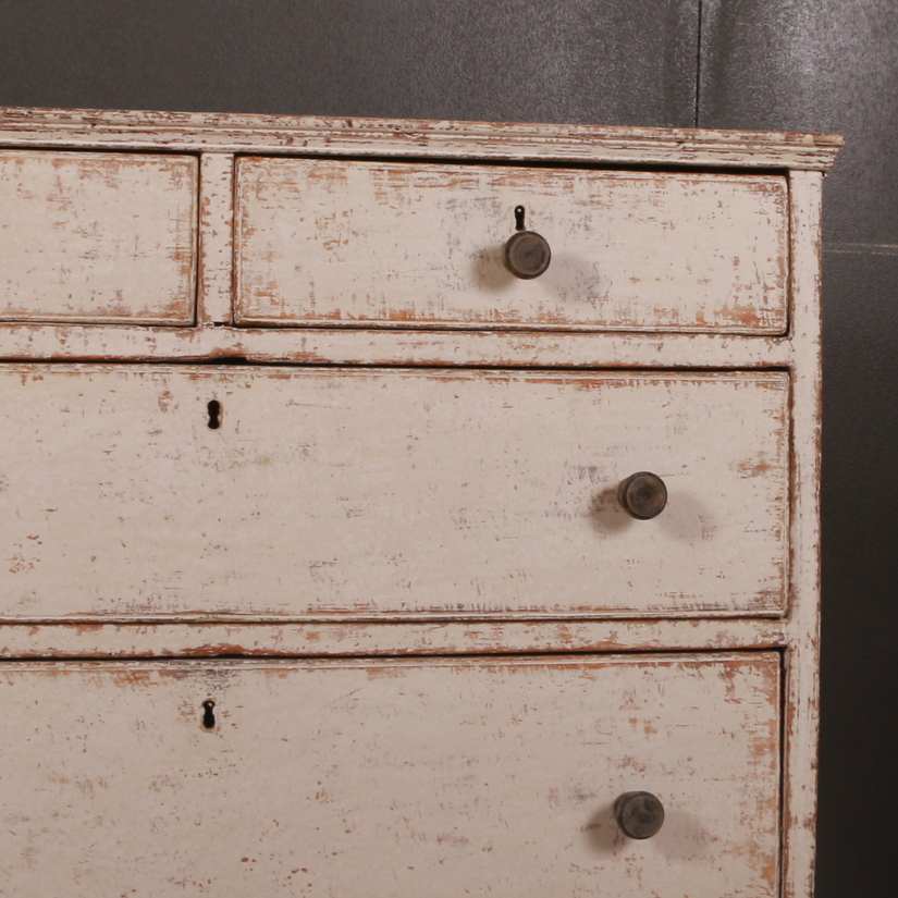 Regency Double Chest of Drawers