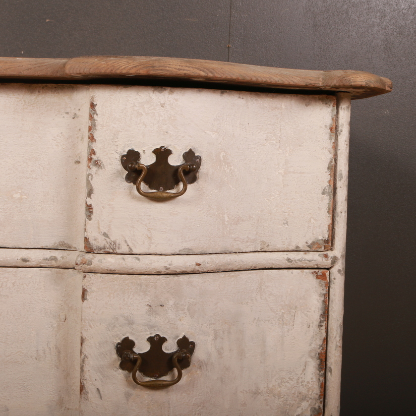 Serpentine Commode