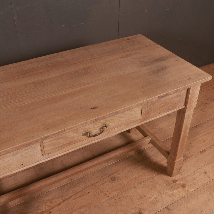 English Bleached Oak Server