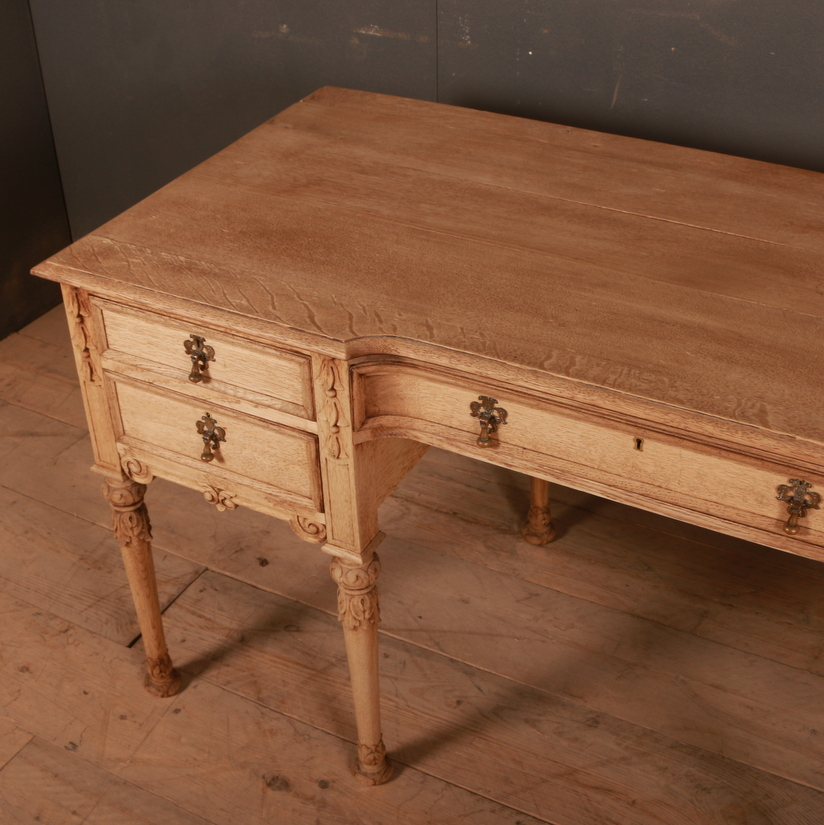 English Oak Desk