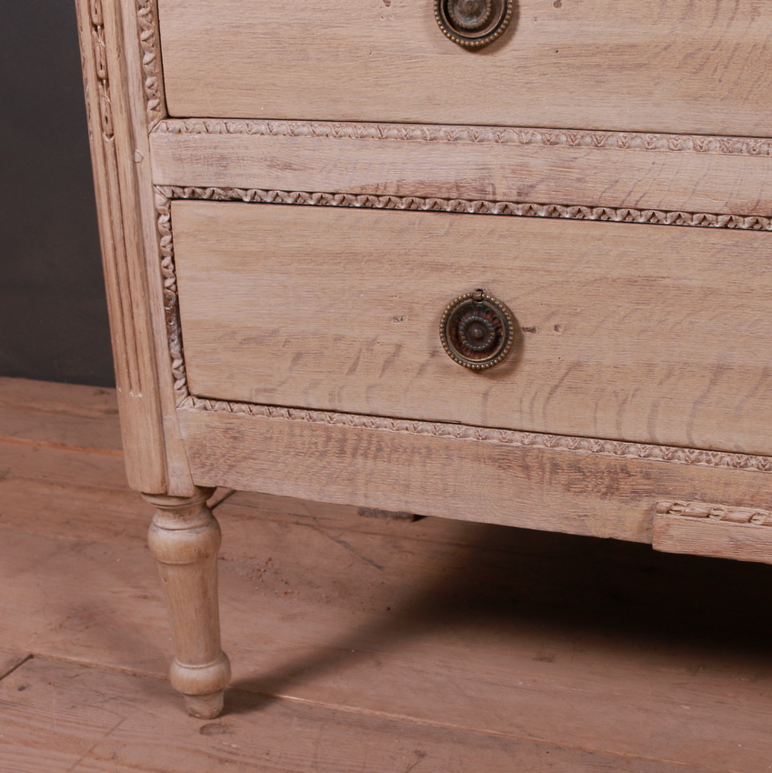 French Oak Commode