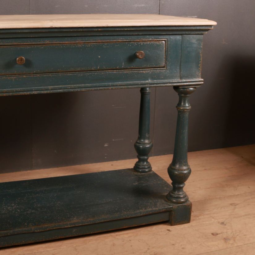 French Style Potboard Dresser Base