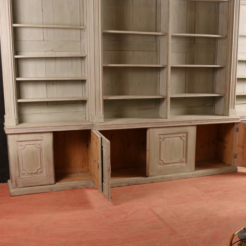 English Country House Bookcase