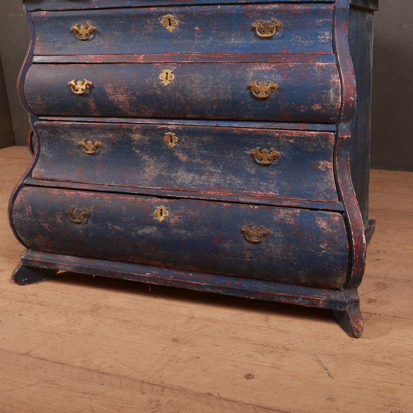 Near Pair of Dutch Commodes