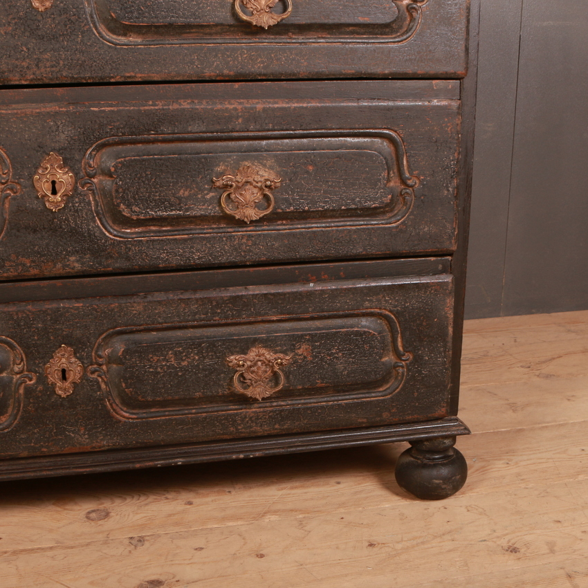 18th Century Austrian Commode