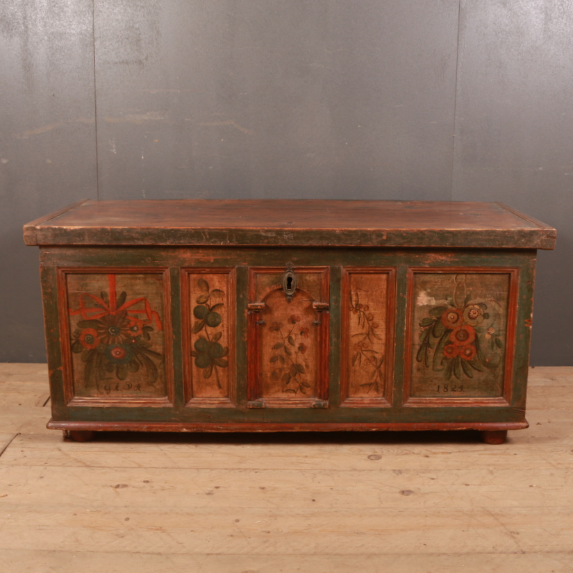 Austrian Marriage Coffer