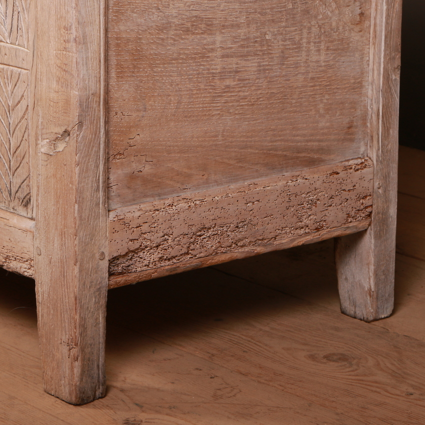English Oak Coffer