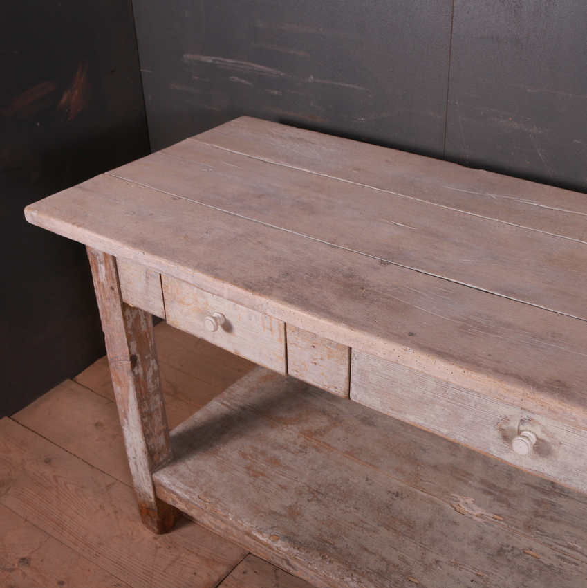 English Serving Table
