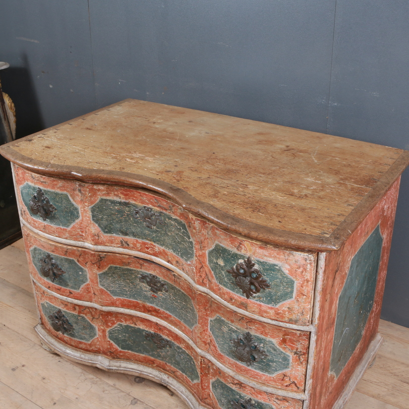 Stunning Austrian Commode