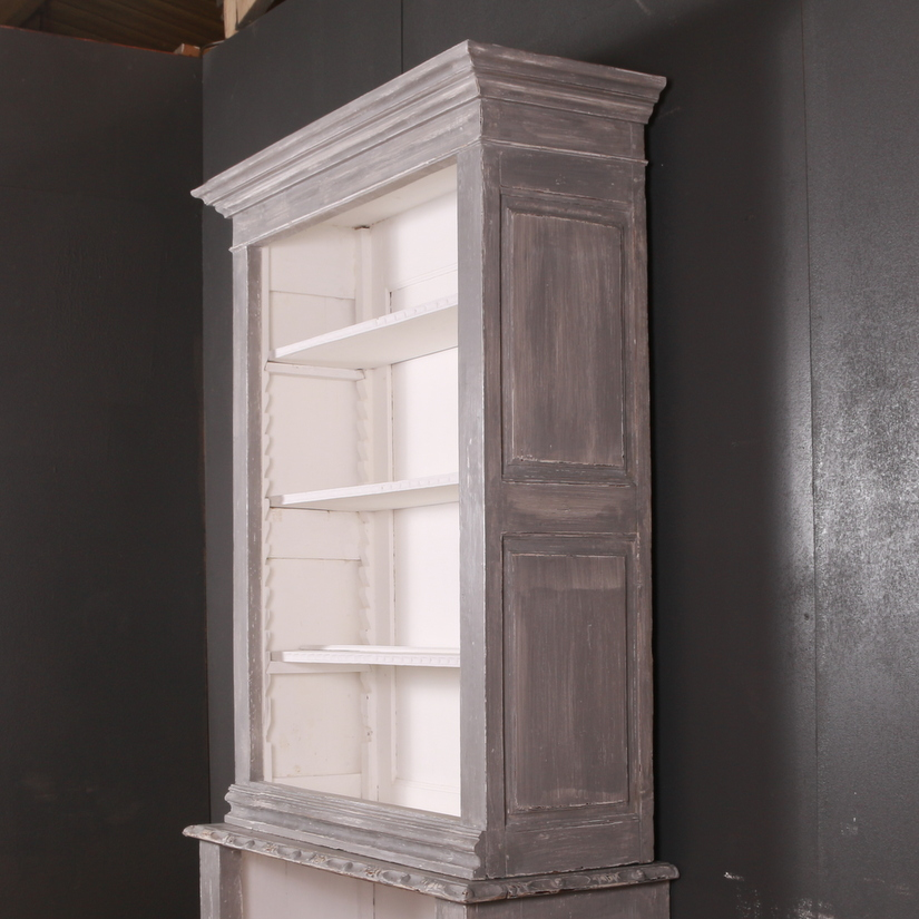 Pair of Alcove Bookcases