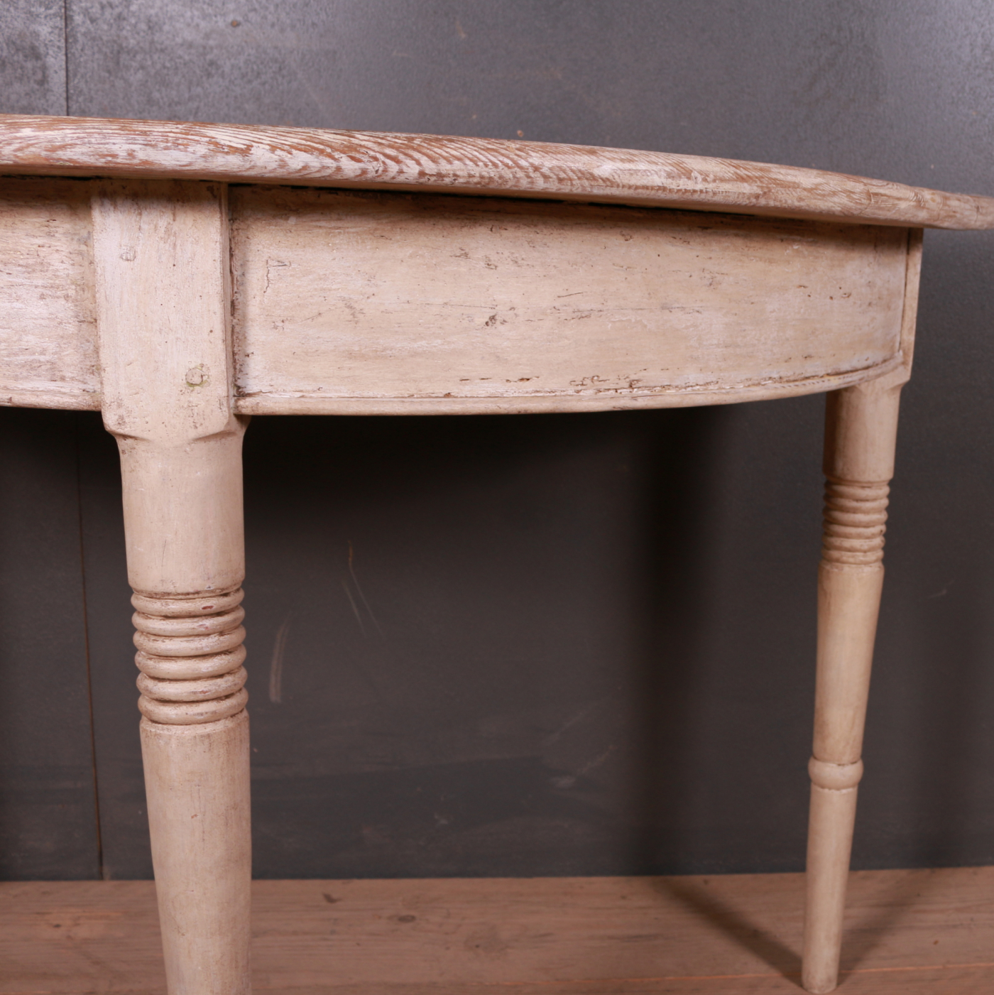 Pair of Swedish Console Tables