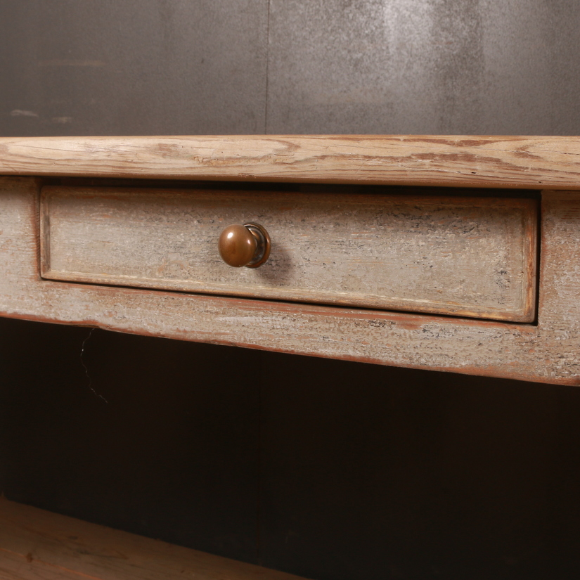 Stunning English Dresser Base