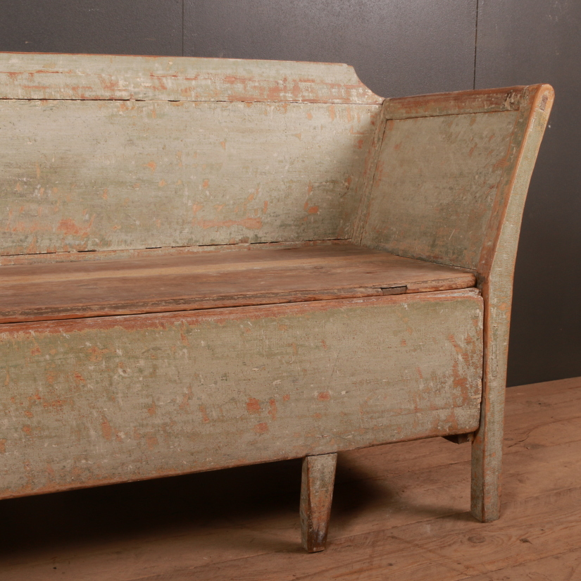 Swedish Original Painted Sofa