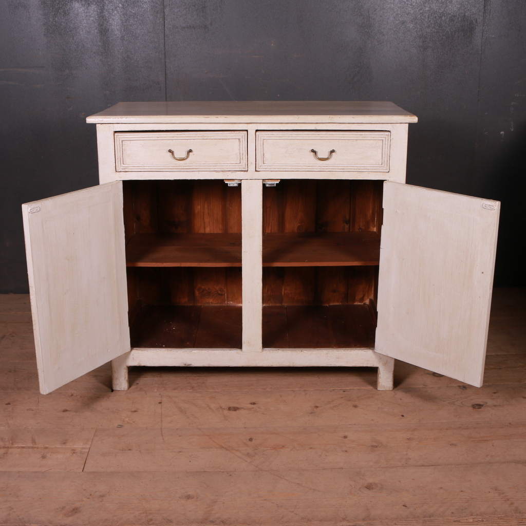 English Painted Buffet