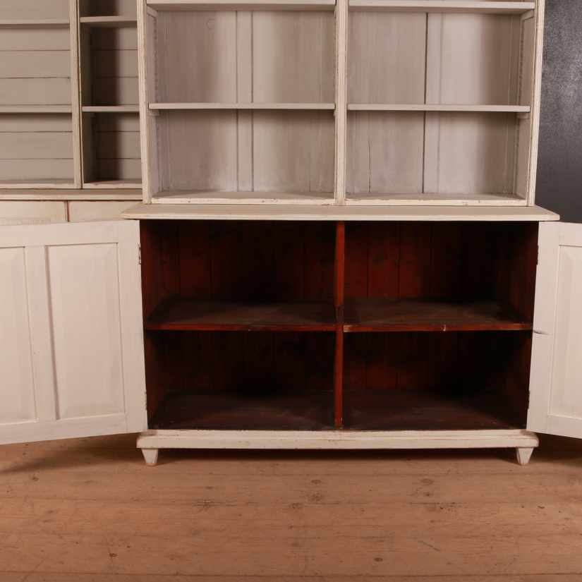 Pair of Swedish Bookcases